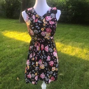 Blush By US Angels Girls Floral Dress size16